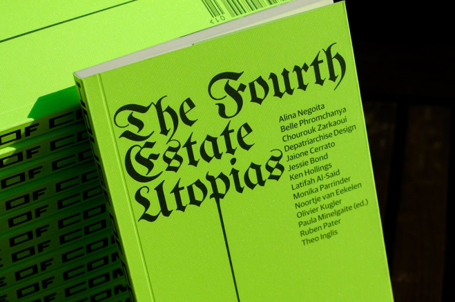 An image of the House of Common Affairs journal cover